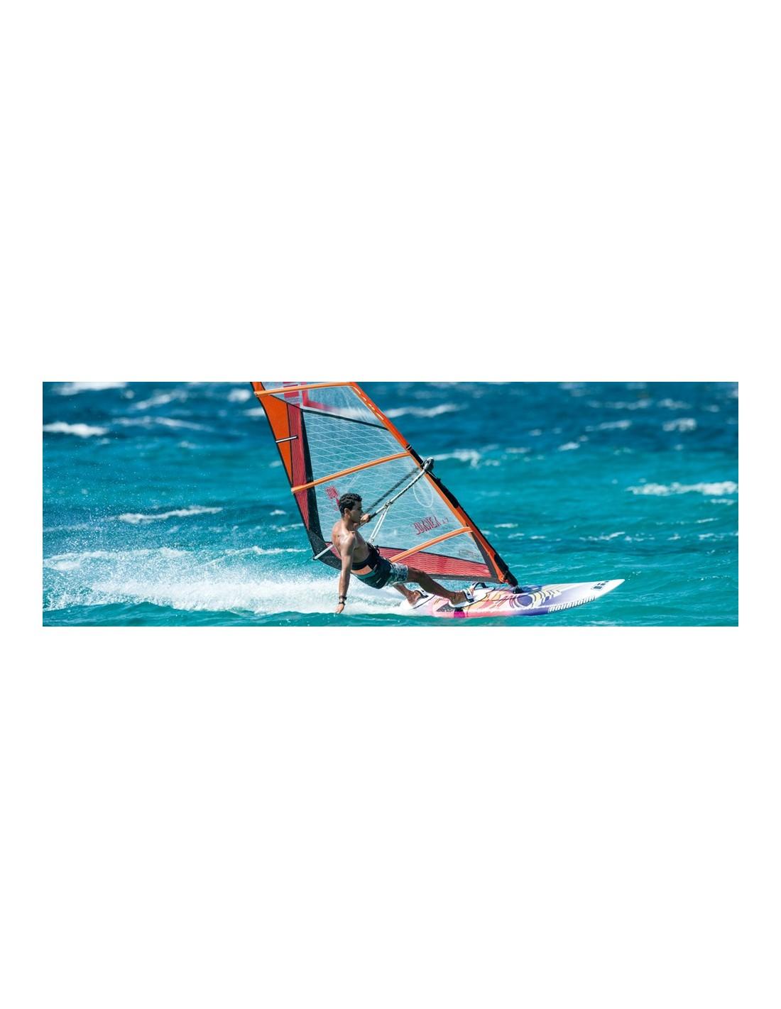 Gun sails burner boom 150 190 cm - Tavola windsurf slalom usata ...